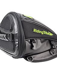 Недорогие -Мотоцикл танк сумка шлем путешествия инструмент хвост багажа водонепроницаемый мульти езда племени