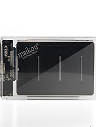 Недорогие -с корпусом maikou 2 в 1 2.5 sata3 6.0gb / s 60ГБ мобильный твердотельный накопитель