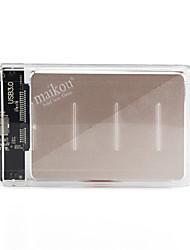 Недорогие -с корпусом maikou 2 в 1 2.5 sata3 6.0gb / s мобильный твердотельный накопитель 120gb