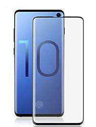 Недорогие -Защитная пленка для экрана Samsung Galaxy Galaxy S10 / Galaxy S10 Plus / Galaxy S10 E закаленное стекло 1 шт. Защитная пленка для экрана высокого разрешения (HD) / 9h твердость / взрывозащищенный