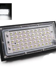 Недорогие -Идеальная мощность 50 Вт светодиодный прожектор прожектор светодиодный уличный фонарь 180-240 В водонепроницаемый ландшафтное освещение ip65 светодиодный прожектор