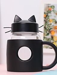 Недорогие -Drinkware Чистая вода Кувшин стекло Мини На каждый день