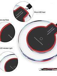halpa -langaton laturi samsung galaxy s9 s8: lle ja erittäin ohut kristallin nopea latausperusta iPhonen xs max x 8 plus matkapuhelimelle