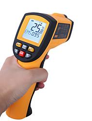 Недорогие -инфракрасный термометр gm900 цифровой измеритель температуры -50 ~ 900c -58 ~ 1652f пирометр 0.1 ~ 1em Цельсия