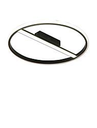 baratos -Linear Apliques de Tecto Luz Ambiente Acabamentos Pintados Metal LED 110-120V / 220-240V Branco Quente / Branco Frio / Dimmable Com Controle Remoto