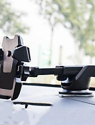 Недорогие -универсальный автомобильный кронштейн для телефона лобовое стекло приборная панель с длинным рукавом держатель для телефона GPS подставка с присоской