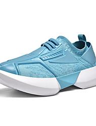 Недорогие -Муж. Комфортная обувь Tissage Volant Весна / Осень Спортивные / На каждый день Спортивная обувь Для прогулок Дышащий Черный / Белый / синий / Белый / Атлетический / Нескользкий