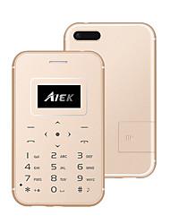 """Недорогие -AIEK X8 1 дюймовый """" Сотовый телефон ( Other + Другое MediaTek MT6261 320 mAh mAh )"""