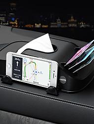 Недорогие -автомобильная коробка для бумаги многофункциональный кронштейн для мобильного телефона