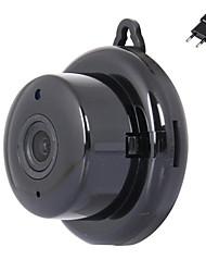 Недорогие -1080p HD Wi-Fi Беспроводная мини-камера Pel_056K 1 МП IP-камера Крытый Поддержка