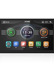 Недорогие -9 дюймов mirrorlink android 9 iphone мультимедийный плеер bluetooth камера заднего вида 2din автомобильный радиоприемник mp5 player one din no android 9008