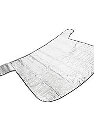 Недорогие -уф-защита автомобиля крышка переднего стекла ветровое стекло ветрозащитный козырек навес универсальный