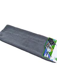 Недорогие -Микроволокно Полотенце из микрофибры Мягкий Серый 30*30 cm
