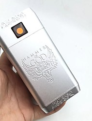 Недорогие -OEM Hammer Of Gog Mechanical mod 1 ед. Распылители пара Vape  Электронная сигарета for Взрослый