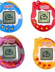 Недорогие -Tamagotchi Электронные домашние животные Игровой Стресс и тревога помощи Веселая Детские Взрослые Мальчики Девочки Игрушки Подарок