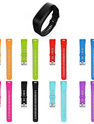 Недорогие -Для garmin vivosmart hr замена мягкий силиконовый браслет спортивный ремешок браслет с отверткой