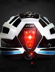 Недорогие -MOON Взрослые LED подсветка Мотоциклетный шлем 21 Вентиляционные клапаны Формованный с цельной оболочкой С возможностью регулировки Вентиляция прибыль на акцию ПК Виды спорта / Сетка от насекомых