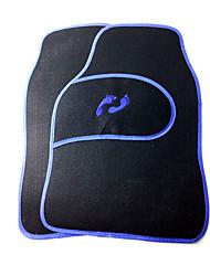 preiswerte -Kfz-Bodenmatte Kfz-Innenmatten für alle Jahre / universal beflockt