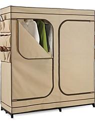 Недорогие -шкаф хаки шкаф двойной двери портативный с хранения обуви