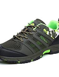 זול -בגדי ריקוד גברים נעלי טיולי הרים קל משקל נושם נגד החלקה תומך זיעה נוח צעידה Team Sports הדרכה פעילה נסיעות ג'וגינג מבוגרים בית ספר תיכון