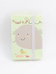 Недорогие -2019 новинка бумага коллекция океана шаблон повязка катушка книга / блокнот блокнот для школьного офиса канцелярские принадлежности a6