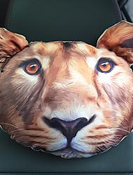 Недорогие -3d отпечатано собака кошка лицо подголовник автомобиля шеи отдыха авто подушка безопасности шеи / подголовник автомобиля шеи
