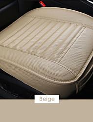 Недорогие -чехол на переднее сиденье автомобиля пу нескользящий чехол на подушку сиденья автомобиля на четыре сезона