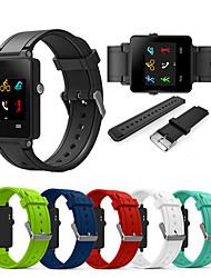 Недорогие -спортивный силиконовый браслет ремешок для часов ремешок для garmin vivoactive ацетат умные часы