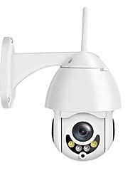 Недорогие -камера видеонаблюдения беспроводная купольная машина карта сети удаленного wi-fi открытый водонепроницаемый открытый мяч машина