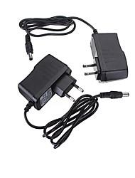 Недорогие -Блок питания от 100-240 В до постоянного тока 12 В 1a для светодиодной ленты - розетка 220 В