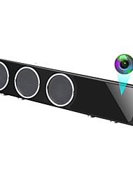 Недорогие -HD 1080p беспроводной Wi-Fi IP-камера Bluetooth 4.2 динамик камеры с ночным видением удаленного просмотра обнаружения движения удаленного доступа камеры наблюдения