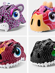 Недорогие -ROCKBROS Детские Мотоциклетный шлем 6 Вентиляционные клапаны Ударопрочный Формованный с цельной оболочкой 3D прибыль на акцию ПК Виды спорта Верховая езда Скейтбординг Катание на роликах - / Девочки