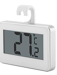 Недорогие -жк-цифровой экран прецизионный термометр холодильник холодильник с регулируемой подставкой магнит водонепроницаемый цифровой термометр