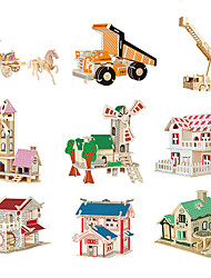 Недорогие -Устройства для снятия стресса Ручная работа Взаимодействие родителей и детей деревянный Детские Дети Все Игрушки Подарок