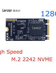 halpa -Lexar 128GB M.2 (NVMe) Lexar SSD Solid State Drive Laptop Hard Drive M.2 Interface NVME Protocol 2242 128G