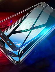 Недорогие -Защитная пленка для экрана xiaomi redmi 5 plus / xiaomi redmi 5 с полностью закаленным стеклом 1 передняя защитная пленка для ПК с высоким разрешением (hd) / твердость 9 ч / взрывозащищенный