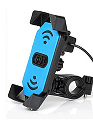 Недорогие -мотоцикл электрический автомобиль велосипед телефон / GPS держатель клип с универсальным приложением USB зарядное устройство