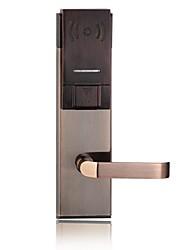 Недорогие -отель квартира ic карта электронный замок карта отеля смарт замок двери датчик доступа к двери отель замок дверь ic карта