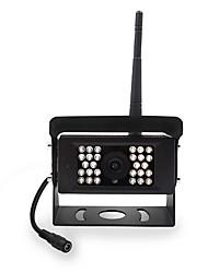 Недорогие -КМОП-структура Проводное 110 градусов Камера заднего вида Водонепроницаемый / Автоматическое конфигурирование / Поддержка VCD, DVD для Автомобиль / Автобус / Грузовик