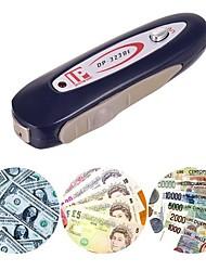 abordables -detector magnético llave mini detector de dinero falsificado llavero 2 in1