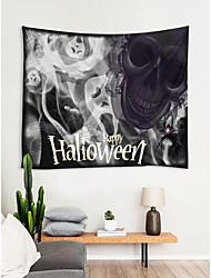 Недорогие -хэллоуин сказочная тема декор стен 100% полиэстер современный / новогодний декор стен, гобелены