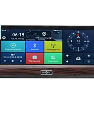 Недорогие -7-дюймовый HD автомобильный видеорегистратор GPS с двумя объективами навигации камера заднего вида видеорегистратор спринт 3 г Wi-Fi