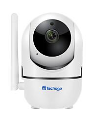 Недорогие -wi-fi камера удаленного наблюдения беспроводная камера ай смарт слежения дома HD сетевая камера 1 миллион пикселей 720p без карты