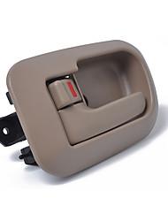 Недорогие -передняя внутренняя внутренняя коричневая дверь левые ручки oe 69278-08010-e0 для 98-03 toyota sienna