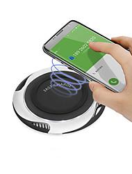 Недорогие -10 Вт Ци быстрое беспроводное зарядное устройство для Samsung Galaxy S9 / S9 S8 S7 Note 9 S7 край USB QI зарядная площадка для Iphone X 8 Plus