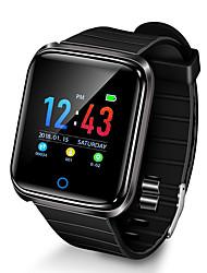 Недорогие -D28 Smart Watch цветной экран фитнес-трекер поддерживает мониторинг сердечного ритма измерения артериального давления напоминание