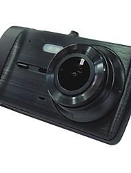 Недорогие -btutz LCD 1080p Full HD Автомобильный видеорегистратор 170° Широкий угол CCD 4 дюймовый LCD Капюшон с G-Sensor / Режим парковки Автомобильный рекордер