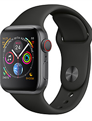 Недорогие -W54 Smart Watch Android 4.4 BT 4.0 Поддержка трекера монитор уведомлений и пульсометр совместимы Apple / Samsung / Android телефонов
