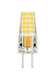 Недорогие -GY6.35 Светодиодная лампа 12 В 2.6 Вт G6Y.35 Bi-Pin светодиодный 360 градусов угол луча 12 В светодиодные фонари G6Y.35 база для ландшафтного освещения