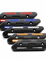 Недорогие -Универсальный mx мотоцикл средний выхлопной глушитель глушитель протектор охранник для KTM отл Honda Honda CRF 230 грязный велосипед мотокросс